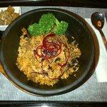 Kimchee Fried Rice at Bibya