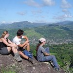 Hiking: Socio-cultural activities with students