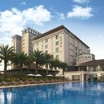 Queena Plaza Hotel Foto