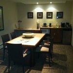 dinning room area