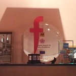 F Word Trophy