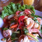 Khaolak Seafood Family house Foto