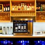 Sukra's Enomatic wine system.
