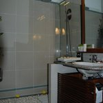 Shower in Superior Room