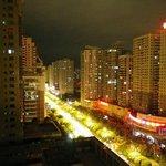 20樓外看夜景