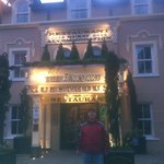 In front of the Fairview Hotel & Gues House, Kilarney Ireland
