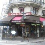 Cafe La Colonnade