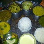 The Non Vegetarian Assamese Thali