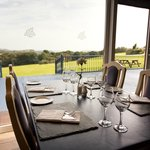 Spectacular headland views whether you dine in or out