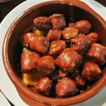 Chorizo y patatas