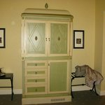 TV Cabinet in bedroom