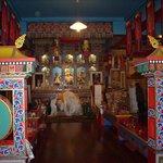 Budist Monastery Dag Shang Kagyu