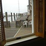 Steamboat Inn - Mystic River view