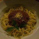 superb spaghetti bolognese
