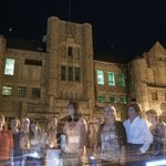 Ghost Tours are given at night and include the eerie dungeon and death row
