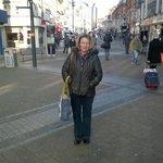Main shopping area, Leeds