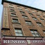 El hotel Renoir