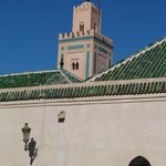 Ben Youssef Mosque, Marrakech