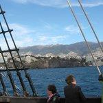 Udsigt mod byen Funchal