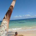 Personal beach