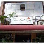 Front View of Hotel The Sutrupti