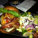 The CHP Loaded Burger !!