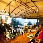 Ocean View sushi bar