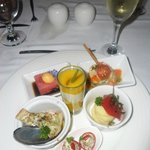 Plenty of Cava with your appetisers