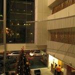 Main Lobby at night