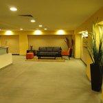 Floor corridors