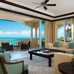 Villa Suite Living Room