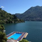 View of Lake Como from Room