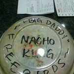 They are right. I am the nacho king