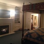 Luxury room in Mansfield house