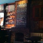 Bartonique cocktail menu