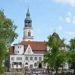 Celle, Stadtkirche en Bomann Museum