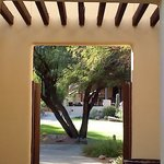 archway on property