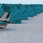 chaises- for an extra fee- on the Gulf