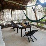 Esmaralda porch