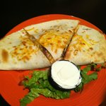 Steak Quesadilla - $9.99