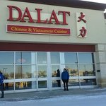 Exterior of Dalat on Taylor Avenue