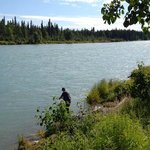 The World Famous KENAI RIVER in Soldotna!