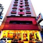 Facade, Kabayan Hotel Cubao