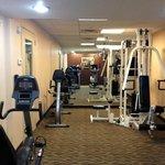 free gym next door #1