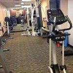 free gym next door #2