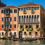Hotel Ca' Angeli from the Grand Canal