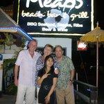 John & Jo @ Meads