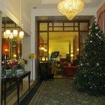 El Lobby y las salas de espera o de reunión