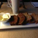 gourmet breads @ breakfast