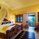 Junior Suite Room at Hotel